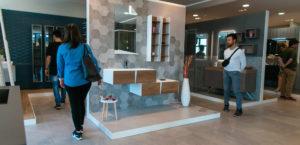 showroom maison crea vigarano bagno rivestimenti bagni ferrara