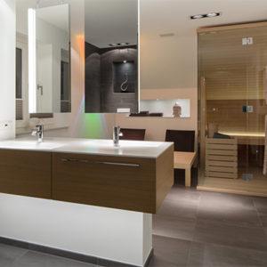 sauna casa bagno turco maison crea vigarano bagno