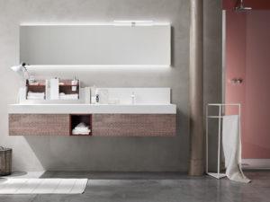 maison crea vigarano bagno vintage