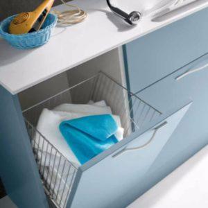 stanza lavatrice LAVANDERIA lavare stanza arredamento mobili lavatrice su misura ferrara maison crea vigarano
