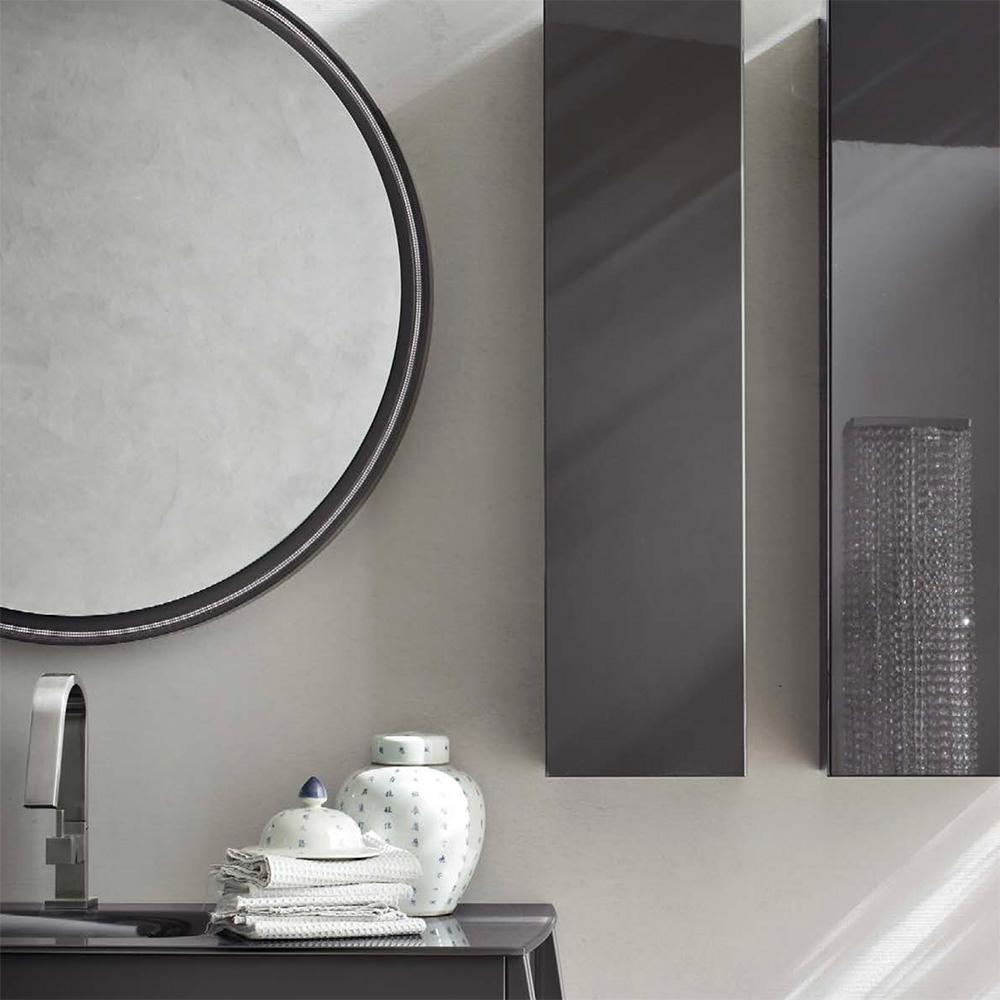 specchio glamour bagni maison crea ferrara vigrano arredobagno bagno arredo vendita mobili personalizzati