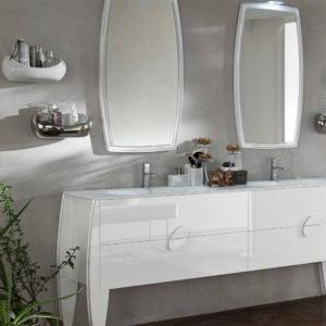 lusso mobili glamour bagni maison crea ferrara vigrano arredobagno bagno arredo vendita mobili personalizzati