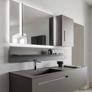 monolith maison ferrara bondeno arredo bagno docce showroom interior design pavimenti rivestimenti